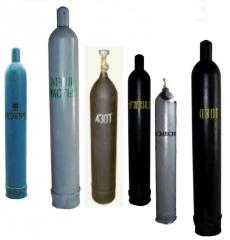 Reparare baloane gaze tehnice
