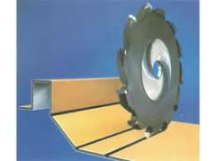 Processing of aluminum composite panels