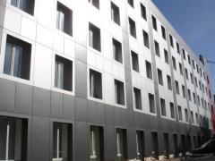 Утеплённые фасады из алюминиевых композитных...