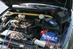 The qualified computer diagnostics of cars