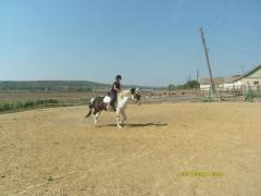 Hippotherapy in Moldova