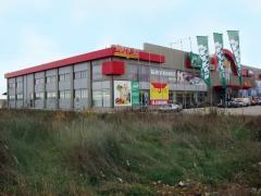 """Sale Commercial center """"Plaza-Bălţi in Balti"""