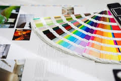 Production of printed materials in Chisina