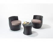 Изготовление мебели из ротанга