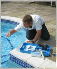 Service of pools