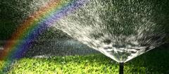 Установка систем полива для сада