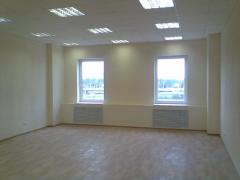Rent of offices, Balti