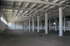 Rent of warehouse platforms, Balti