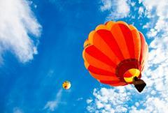 The balloon on corporate action