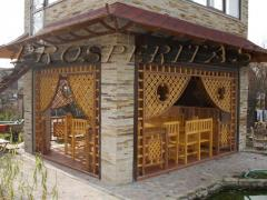 Storey gazebo - Pagoda with basement from