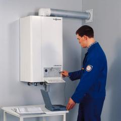 Аварийный вызов по обслуживанию системы отопления