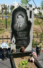 Production of gravestones