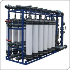 Design and installation of systems of a filtration
