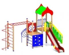 Construction of playgrounds