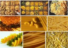 Фасовка  и упаковка макаронных изделий в Кишиневе