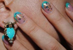Гельевое покрытие / коррекция ногтей . Современные тенденции в дизайне ногтей - все виды украшения