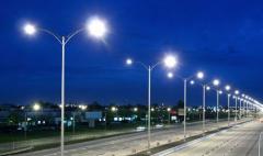 Montare instalatii de iluminare strazi