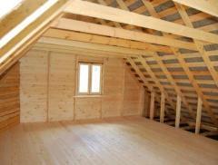 A tetőtéri lakások ( a tetőtéri szinten padlási manszárd lakások ...