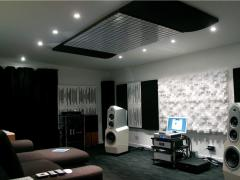 Acoustic design in houses