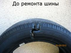 Restoration of tires