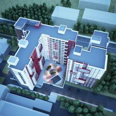Проектирование жилых высотных строений