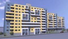 Проектирование крупных жилых комплексов