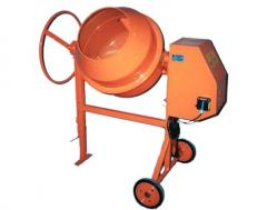 Concrete mixers for ren