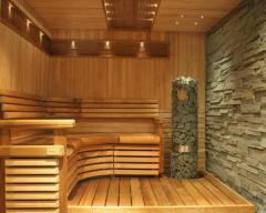 Saunas, baths and pools from private to industrial