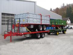 Production of trailers and polytrailers