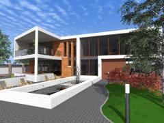 Строительство уникального частного дома