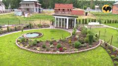 Planning of a garden
