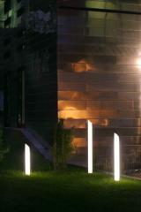 Illumination of a garden