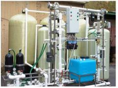 Water treatment and water purification