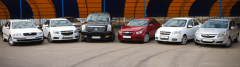 Hire, lease of Chevrolet Cruze cars