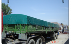 Maintenance of units of transmission of trucks