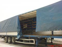 Installation and replacement of boards of trailers