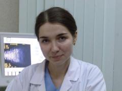 El médico-oftalmólog