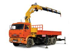 Special construction equipment services