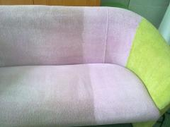 Cleaning of furniture