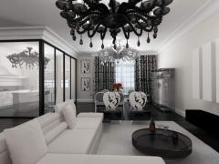 Design of the apartment of photo Chisina