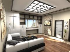 Design d'intérieur des salons