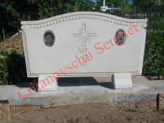 Изготовление горизонтальный надгробий