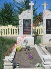 Production of vertical gravestones