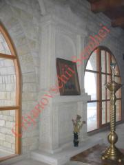 Изготовление узоров в камне