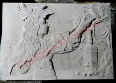 Изготовление каменных изделия по картинам заказчика