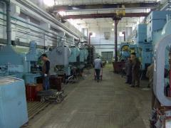 Cold stamping, welding of aluminum and stainless