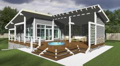 Строительство домов по индивидуальным проектам в