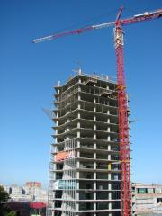 Construction of buildings the price in Moldova
