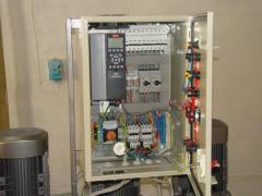 Services in automation of systems of heating,