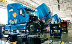 Тестирование грузовых автомобилей